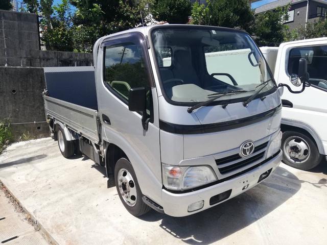 沖縄県の中古車ならダイナトラック パワーゲート ディーゼル車 5速 フル装備 ワンオーナー 1.5t
