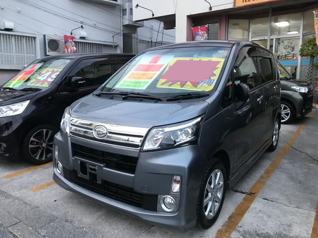 ダイハツ カスタム X SA 社外ナビTV