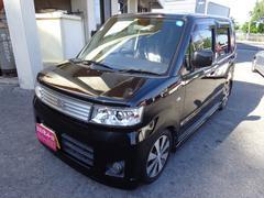 沖縄の中古車 スズキ ワゴンR 車両価格 39万円 リ済込 平成19年 9.4万K ブラック