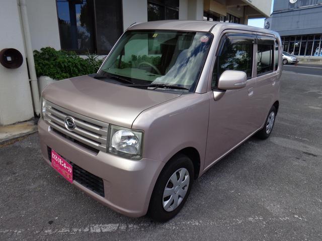 沖縄の中古車 ダイハツ ムーヴコンテ 車両価格 45万円 リ済込 平成20年 8.0万km ピンク