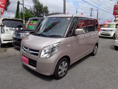 沖縄の中古車 スズキ パレット 車両価格 49万円 リ済込 平成23年 8.5万K ピンク