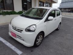 沖縄の中古車 ダイハツ ミライース 車両価格 43万円 リ済込 平成25年 2.5万K ホワイト