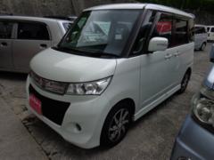 沖縄の中古車 スズキ パレットSW 車両価格 49万円 リ済込 平成21年 10.4万K パール