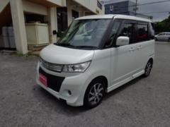 沖縄の中古車 スズキ パレットSW 車両価格 49万円 リ済込 平成24年 8.8万K パール