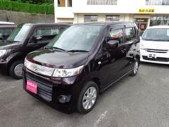 沖縄の中古車 スズキ ワゴンRスティングレー 車両価格 49万円 リ済込 平成21年 8.6万K パープル