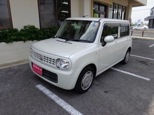 沖縄県の中古車ならアルトラパン G