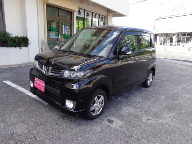 沖縄県の中古車ならゼストスパーク Gターボ 4WD スマートキー 純正CD