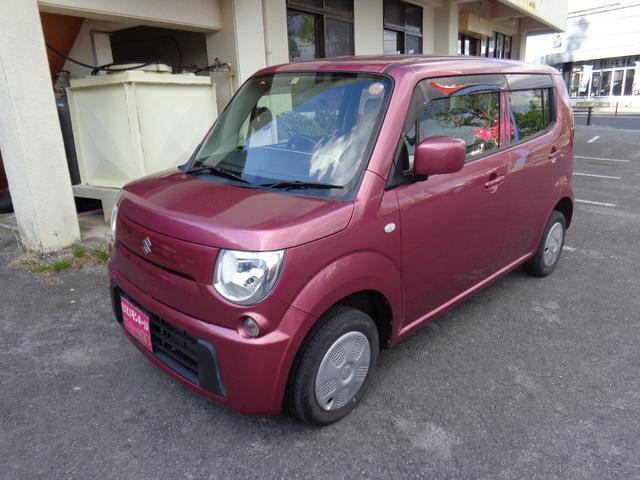 沖縄県の中古車ならMRワゴン G スマートキー ベンチシート