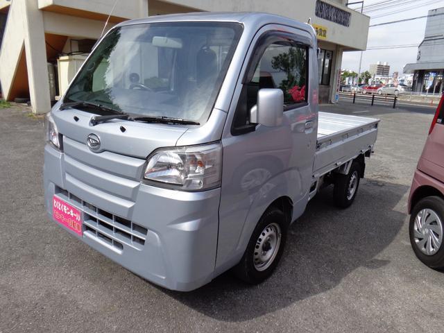 沖縄県の中古車ならハイゼットトラック スタンダード パワステ エアバック 4WD オートマ