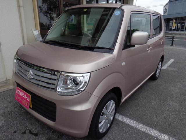沖縄県の中古車ならMRワゴンWit LS  純正アルミ スマートキー