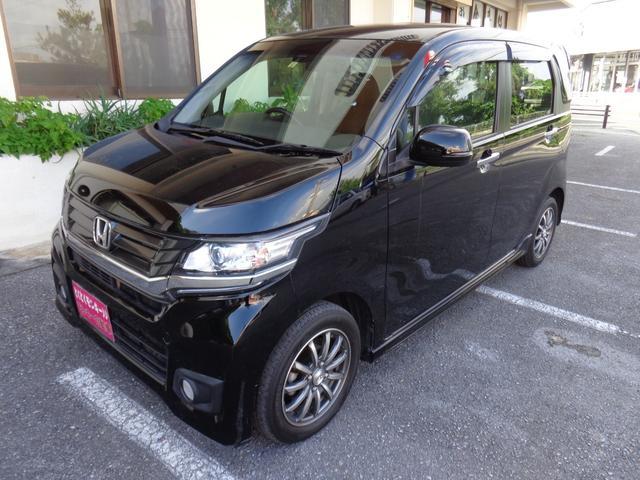 沖縄県の中古車ならN-WGNカスタム G・Aパッケージ TVナビ