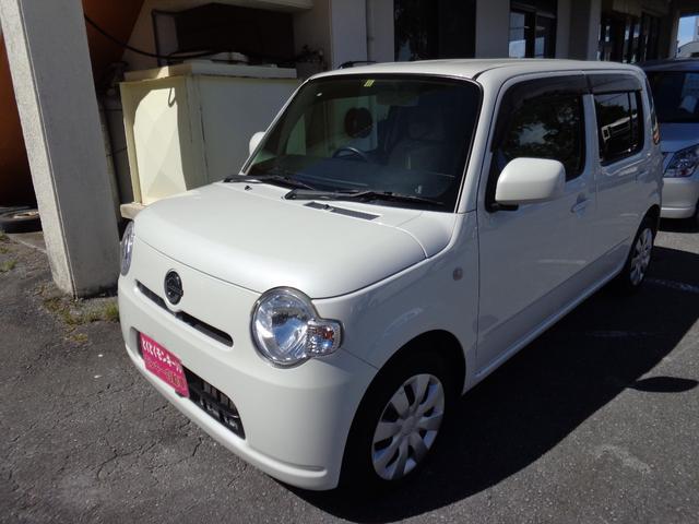 沖縄の中古車 ダイハツ ミラココア 車両価格 43万円 リ済込 2012(平成24)年 8.2万km パール