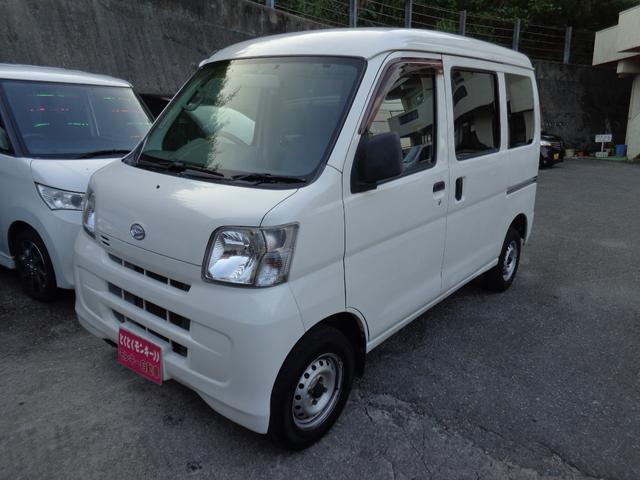 沖縄県の中古車ならハイゼットカーゴ スペシャルクリーン エアコン パワーステアリング
