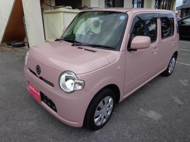 沖縄県の中古車ならミラココア ココアL エコアイドル キーレス CD AUX