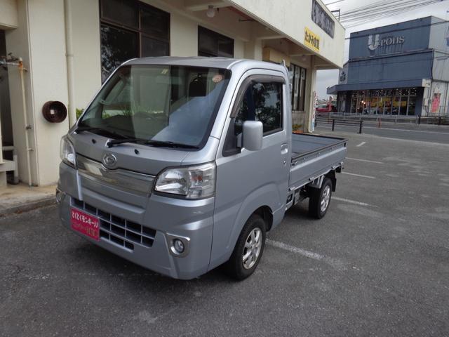 沖縄県の中古車ならハイゼットトラック エクストラ 4WD 純正CD エアバック パワーウィンドウ