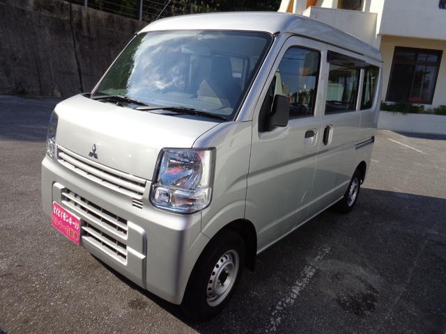 沖縄県の中古車ならミニキャブバン パワーステアリング Wエアバック エアコン