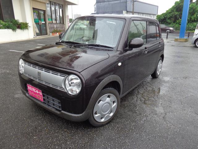 沖縄県の中古車ならアルトラパン L プッシュスタート スマートキー ABS Wエアバック