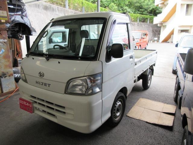 沖縄県の中古車ならハイゼットトラック エアコン・パワステ スペシャル オートマチック・エアコン・パワーステアリング