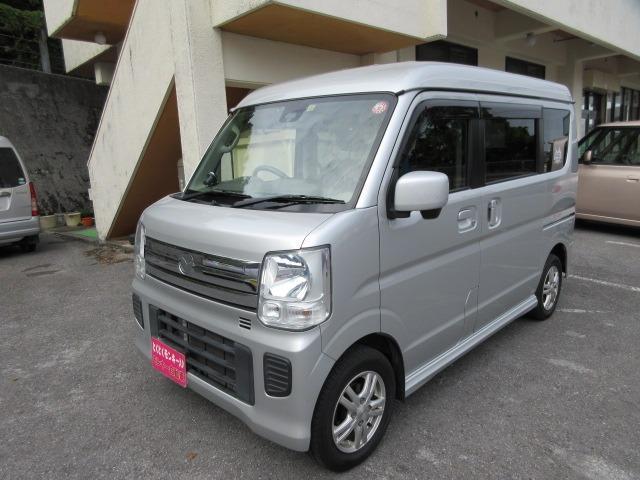 沖縄県沖縄市の中古車ならスクラムワゴン PXターボ Wエアバック 社外アルミ レーダーブレーキサポート ダッシュAT DOHCターボ パワーステアリング パワーウィンドウ