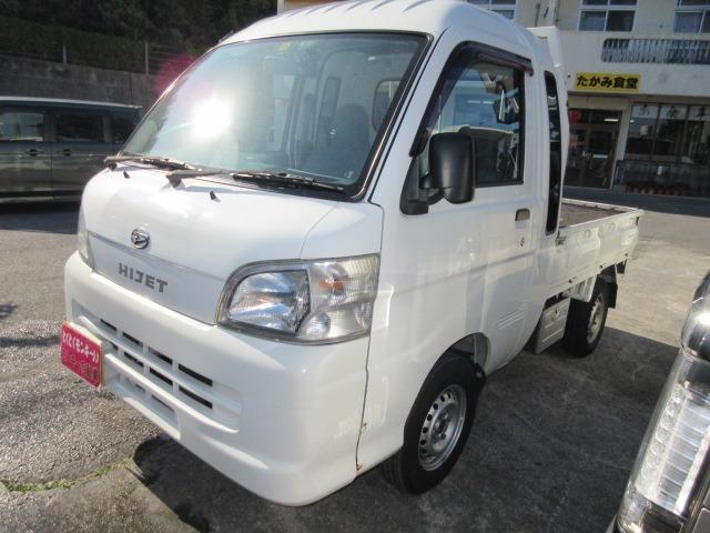 沖縄県の中古車ならハイゼットトラック ジャンボ パワーステアリング パワーウィンドウ 5スピード エアコン