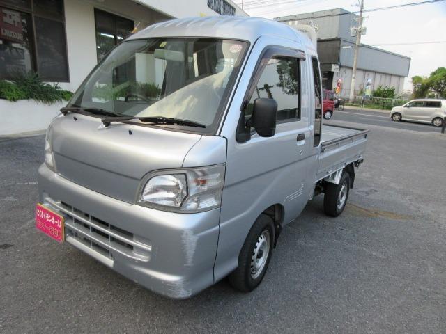 沖縄県沖縄市の中古車ならハイゼットトラック ジャンボ パワーステアリング エアバック エアコン オートマチック