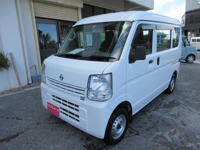 沖縄県沖縄市の中古車ならNV100クリッパーバン DX Wエアバック パワーステアリング ABS