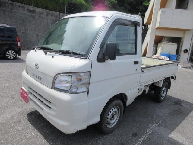 沖縄県の中古車ならハイゼットトラック 農用スペシャル エアコン パワーステアリング