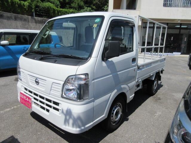沖縄県の中古車ならNT100クリッパートラック DX エアコン エアバック パワーステアリング