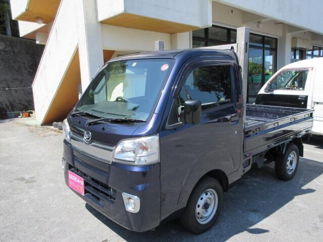 沖縄県沖縄市の中古車ならハイゼットトラック エクストラ パワステ・パワーウィンドウ・Wエアバッグ