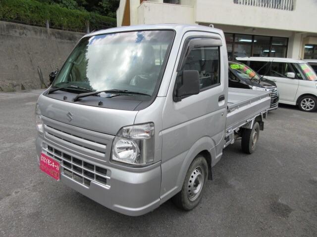 沖縄県の中古車ならキャリイトラック  パワーステアリング エアバック