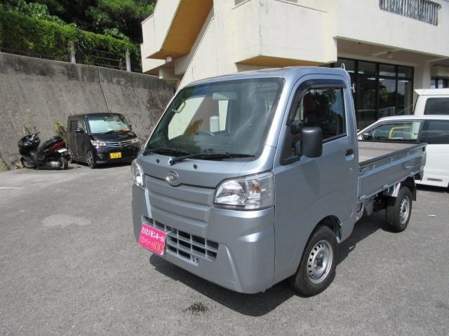 沖縄県の中古車ならハイゼットトラック スタンダード パワーステアリング エアコン