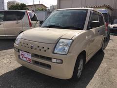沖縄の中古車 スズキ アルト 車両価格 16万円 リ済込 平成21年 6.7万K ベージュ