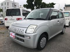 沖縄の中古車 スズキ アルト 車両価格 24万円 リ済込 平成21年 2.7万K シルバー