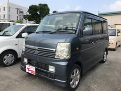 沖縄の中古車 スズキ エブリイワゴン 車両価格 47万円 リ済込 平成19年 8.6万K グレーM