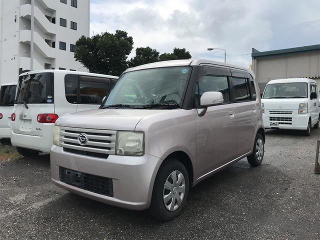沖縄県の中古車ならムーヴコンテ X 1年保証付き