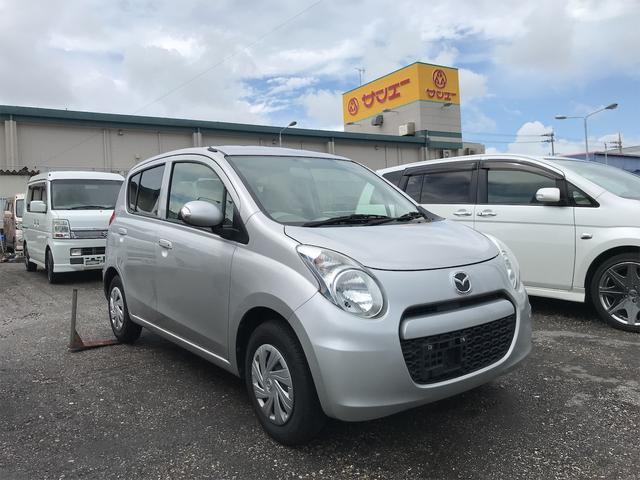 沖縄県沖縄市の中古車ならキャロルエコ ECO-X アルト同型車 2年保証付き