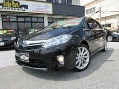 沖縄の中古車 トヨタ SAI 車両価格 109万円 リ済込 平成22年 5.7万K ブラック