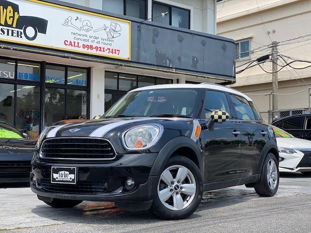 沖縄の中古車 MINI MINI 車両価格 119万円 リ済込 2012(平成24)年 6.5万km ブラックII
