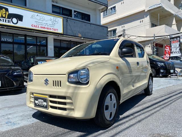 沖縄県の中古車ならアルト  ワンオーナー