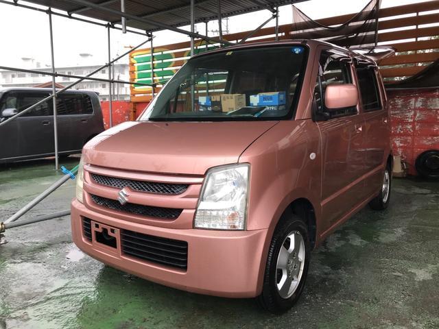 沖縄県沖縄市の中古車ならワゴンR FX  地区限定車