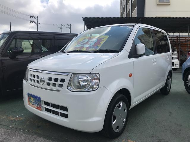 沖縄県の中古車ならオッティ S キーレス 社外CD