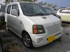 沖縄の中古車 スズキ ワゴンR 車両価格 19万円 リ済別 平成12年 14.0万K ホワイト