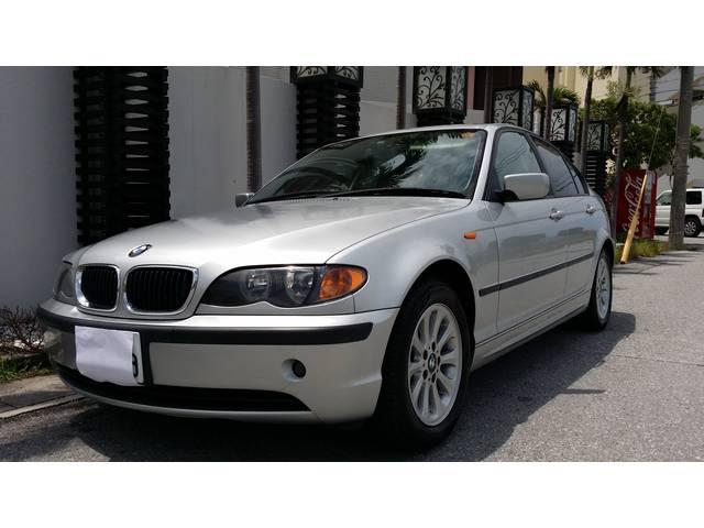 BMW 318i キーレス 純正アルミ 社外パーツ