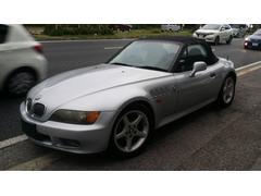 中頭郡北谷町 ALADDIN MOTORS BMW BMW Z3ロードスター  シルバー 8.8万K 1997年