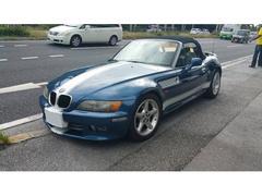 中頭郡北谷町 ALADDIN MOTORS BMW BMW Z3ロードスター  ブルーII 10.6万K 2000年