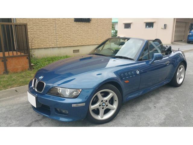 BMW Z3ロードスター 2.2i (車検整備付)