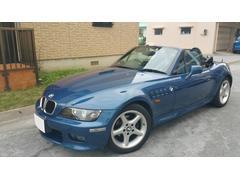 中頭郡北谷町 ALADDIN MOTORS BMW BMW Z3ロードスター 2.2i ブルー 9.0万K 2000年