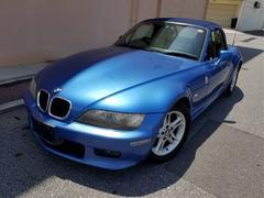 中頭郡北谷町 ALADDIN MOTORS BMW BMW Z3ロードスター 2.0 ブルー 4.4万K 2000年