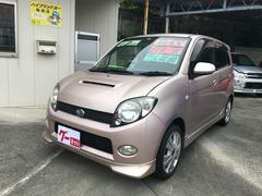 沖縄の中古車 ダイハツ MAX 車両価格 25万円 リ済別 平成14年 9.8万K ローズ