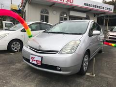 沖縄の中古車 トヨタ プリウス 車両価格 59万円 リ済別 平成21年 9.9万K シルバー